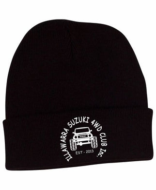Illawarra Suzuki Beanie - Clever Club Products