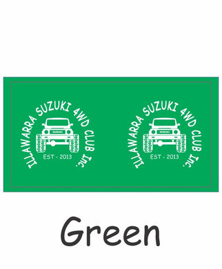 Illawarra Suzuki Stubby Holder - Clever Club Products