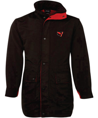 Triple Diamond Long Line Jacket Adults - Clever Club Products