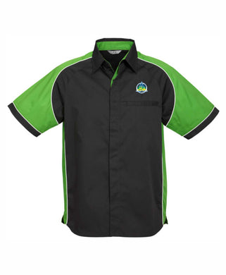 4WD NSW ACT INC Arena Mens Button Up Shirt - Clever Club Products
