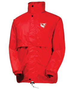 Triple Diamond Rainbird Stowaway Jacket - Clever Club Products