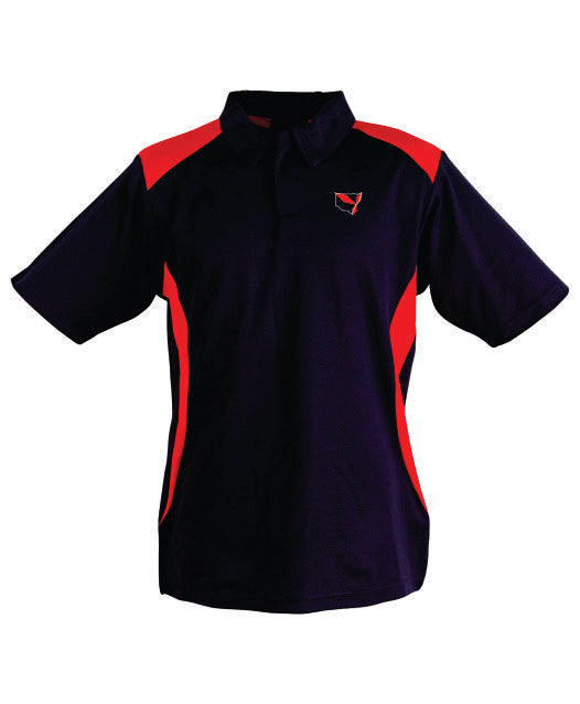 Triple Diamond Winner Polo Mens - Clever Club Products