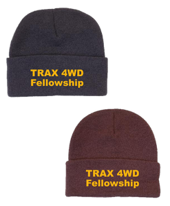 TRAX Acrylic Beanie - Clever Club Products