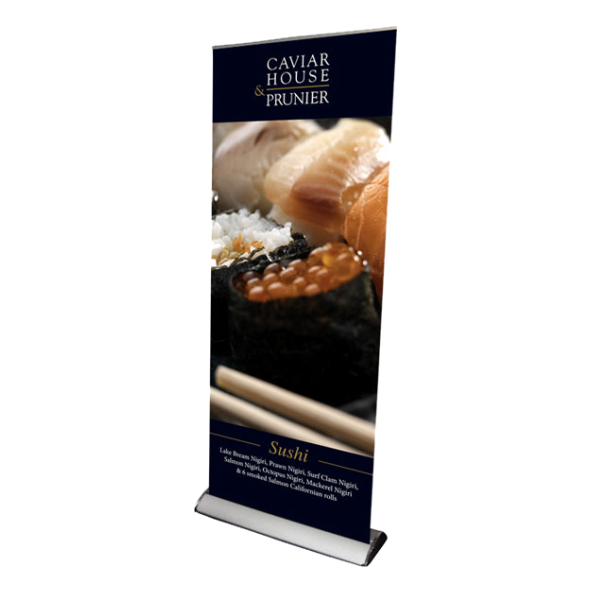 Pull Up Banners large - Clever Fridge Magnets