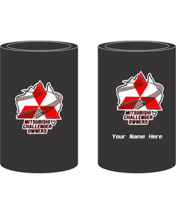 Mitsubishi Challenger Owners Stubby Holder - Clever Club Products