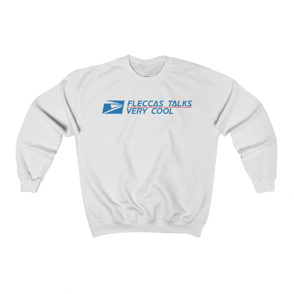 Very Cool - Unisex Crewneck Sweatshirt - Fleccas Talks Store