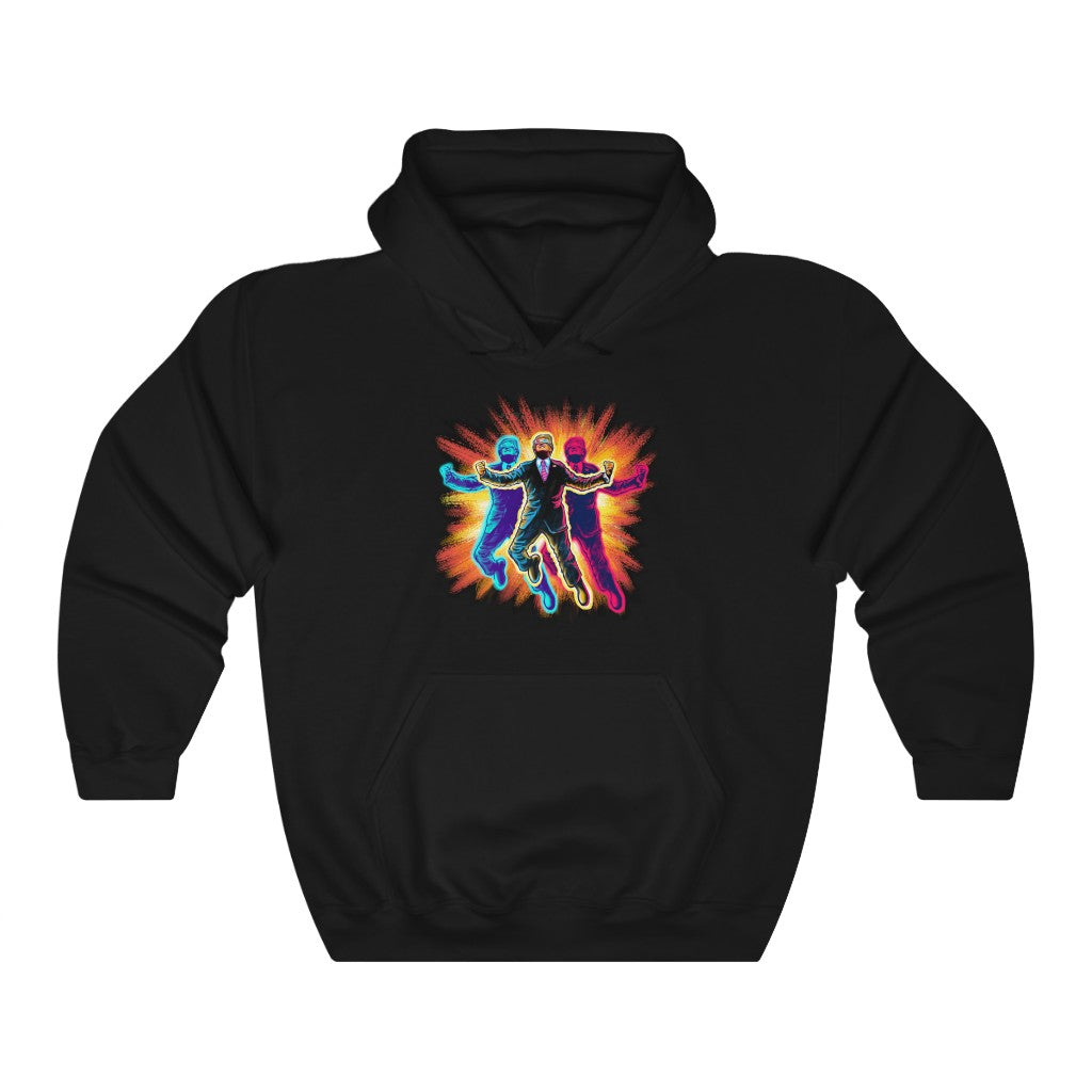 Superman Trump - Unisex Hoodie - Fleccas Talks Store