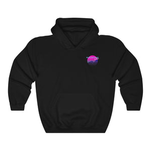 Fleccas Talks Show - Unisex Hooded Sweatshirt - Fleccas Talks Store