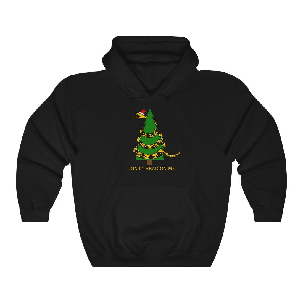Don't Tread On Me - Unisex Hoodie - Fleccas Talks Store