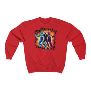 Superman Trump - Unisex Crewneck Sweatshirt - Fleccas Talks Store