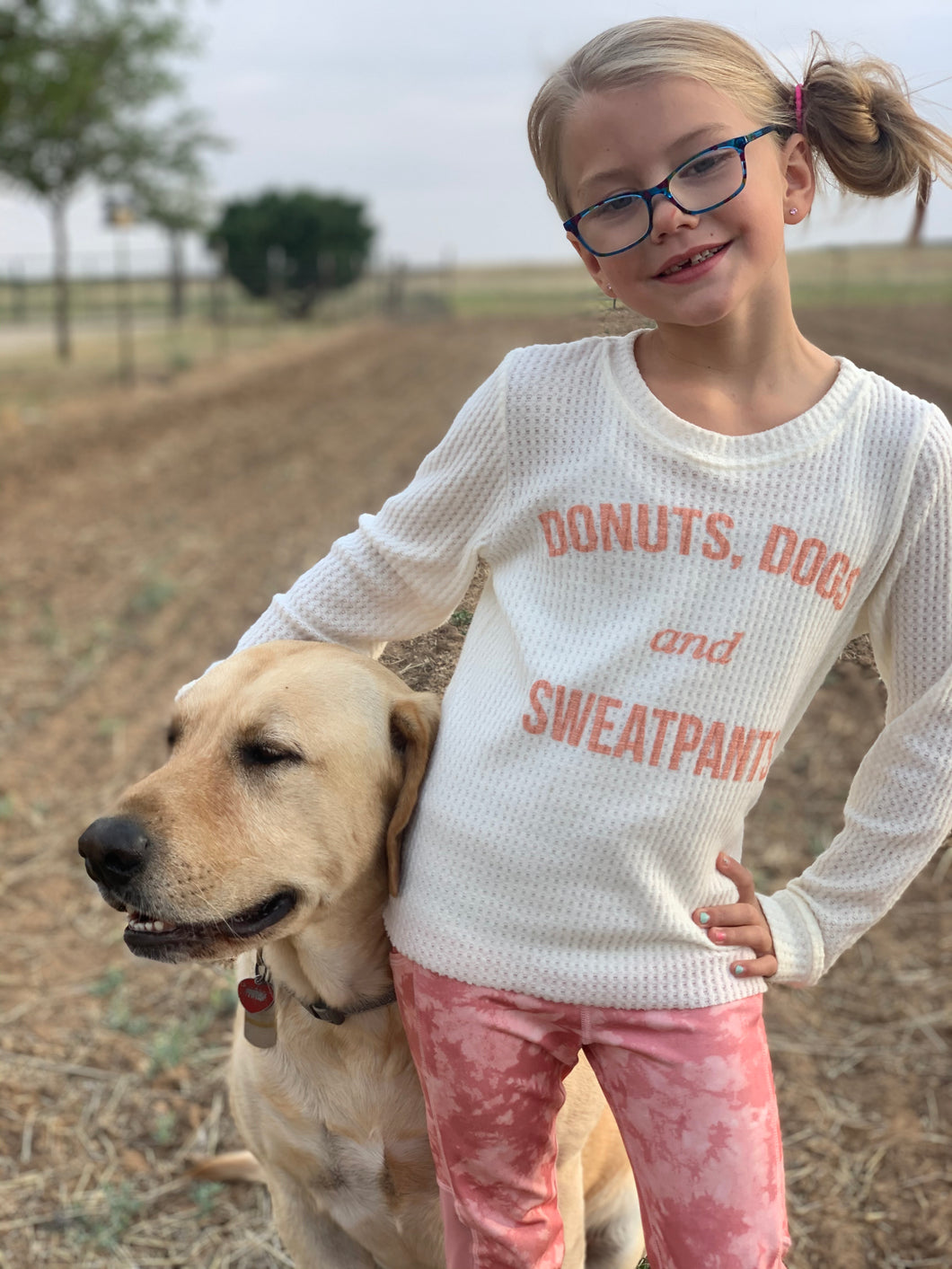 Dogs, Donuts, & Sweatpants Thermal