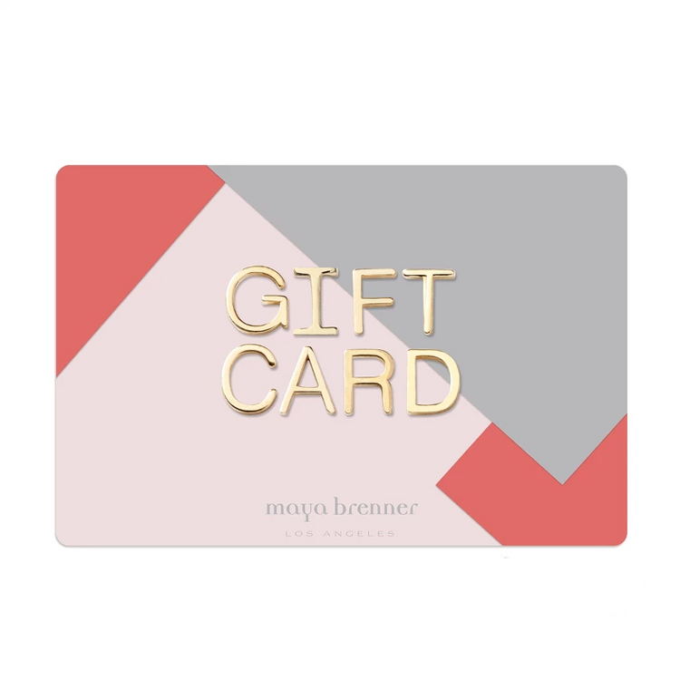 Maya Brenner UK Gift Card