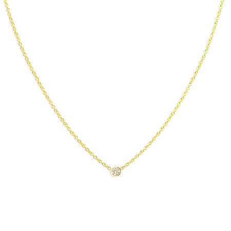 Diamond Layering Necklace
