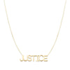 Justice Necklace