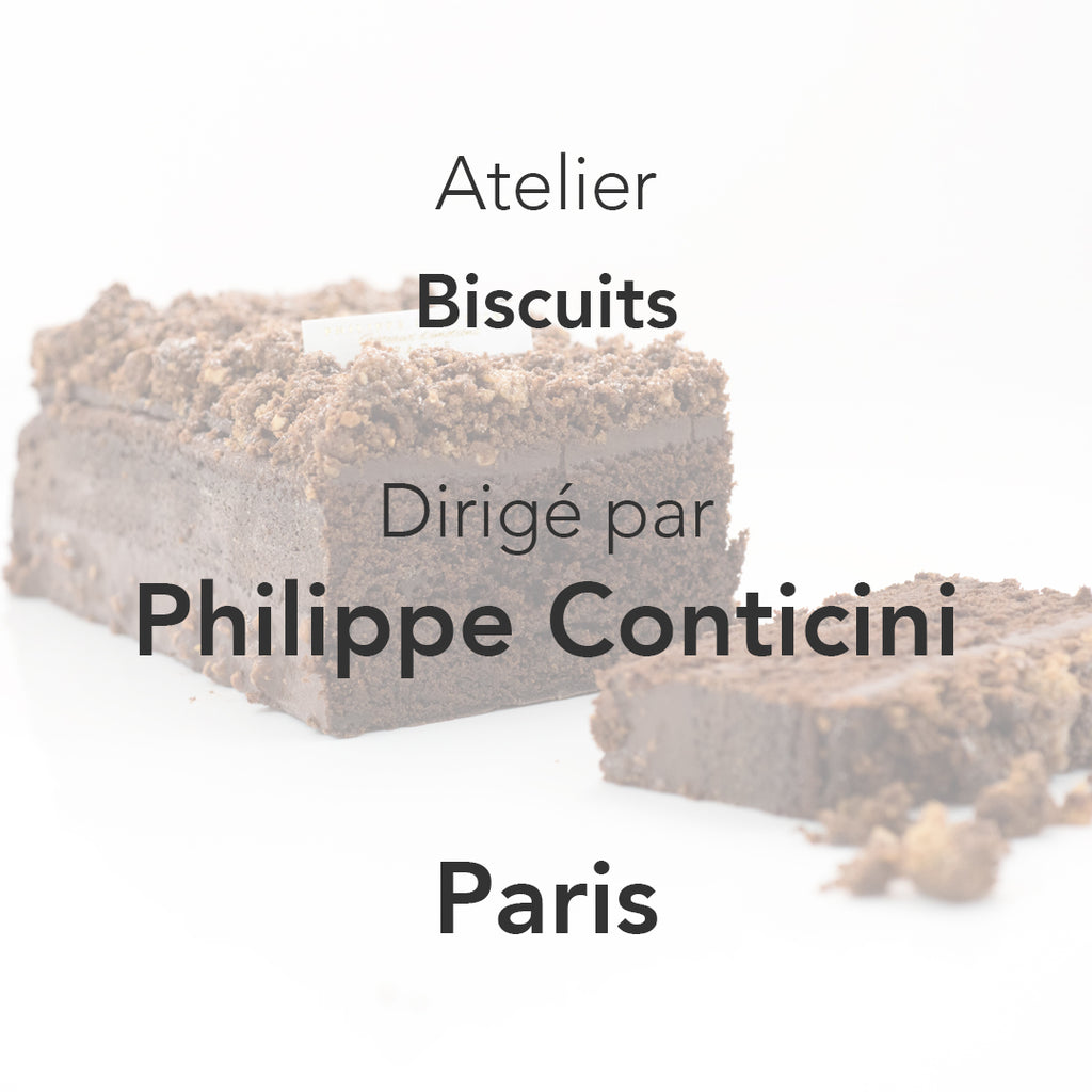 30/06/21 - Paris - Atelier Biscuits