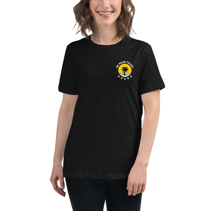 De Palm Tours Women's T-Shirt Logo Small