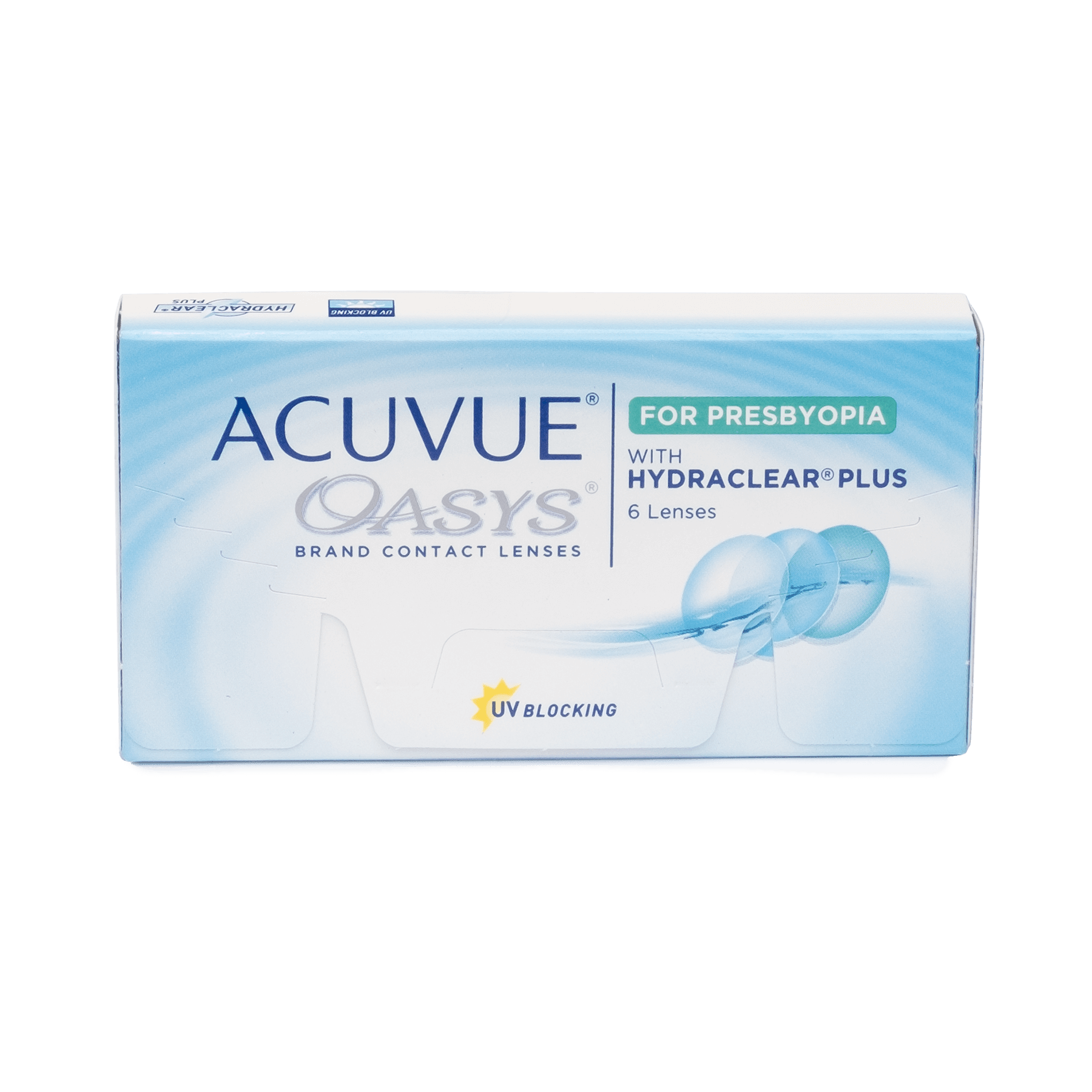 Acuvue Oasys for Presbyopia 6pk