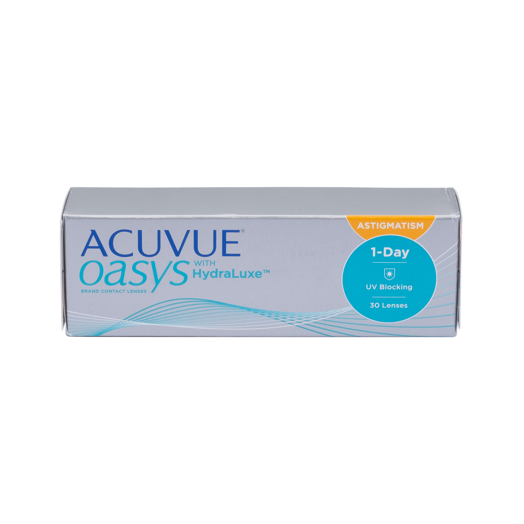 Acuvue Oasys 1 Day with Hydraluxe for Astigmatism 30pk