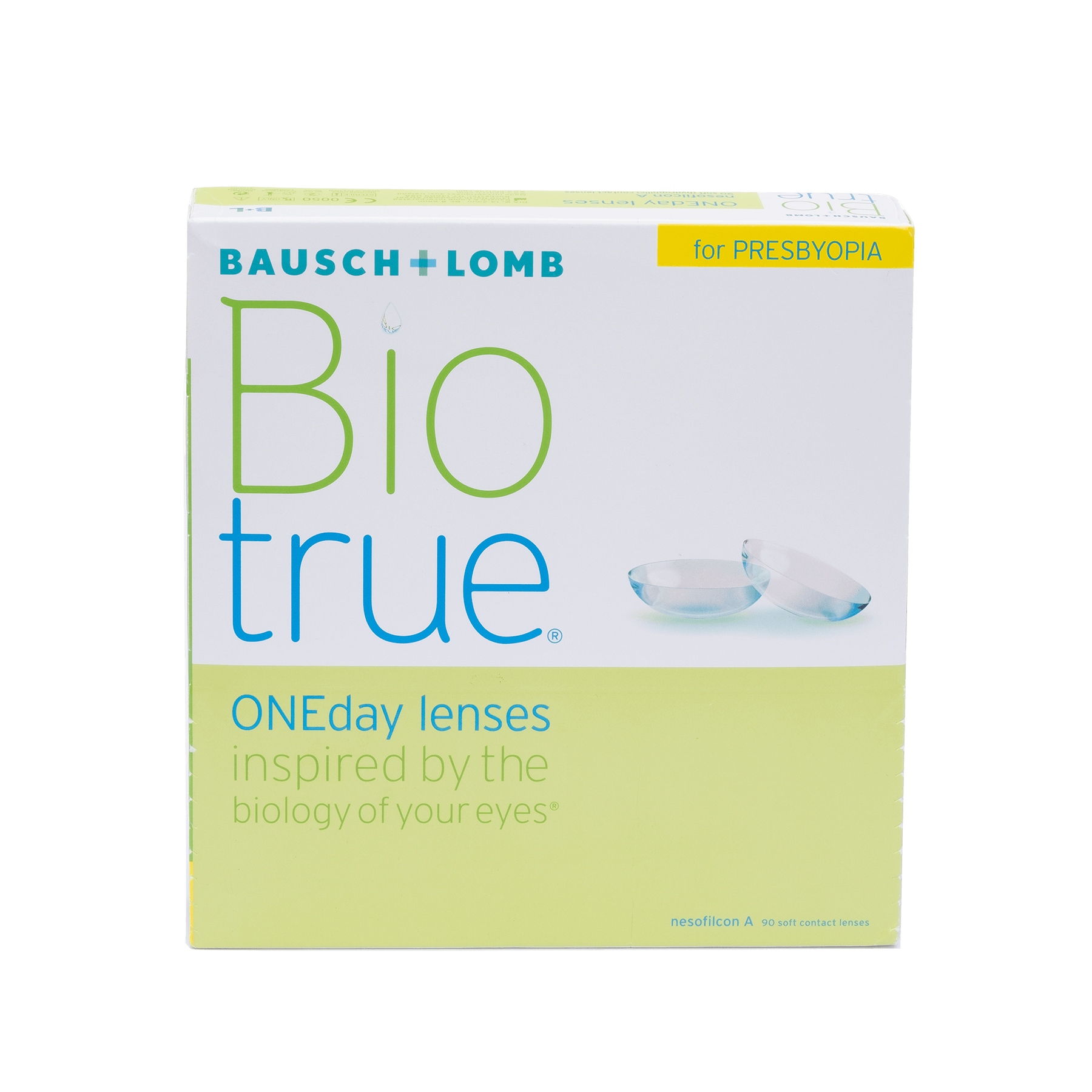 Biotrue ONEday for Presbyopia 90pk