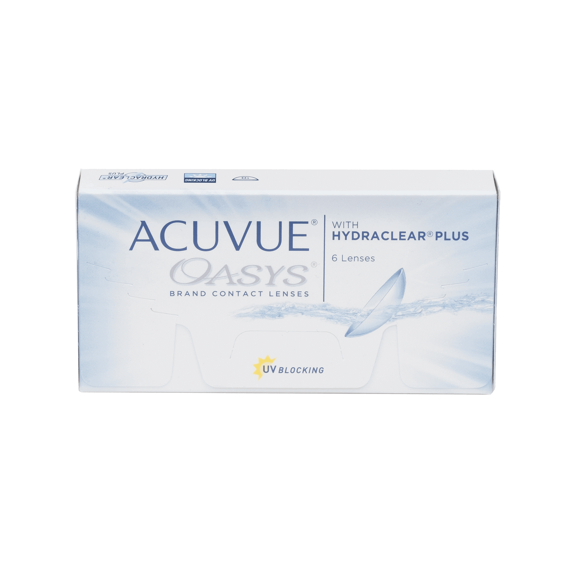 Acuvue Oasys with Hydraclear Plus 6pk