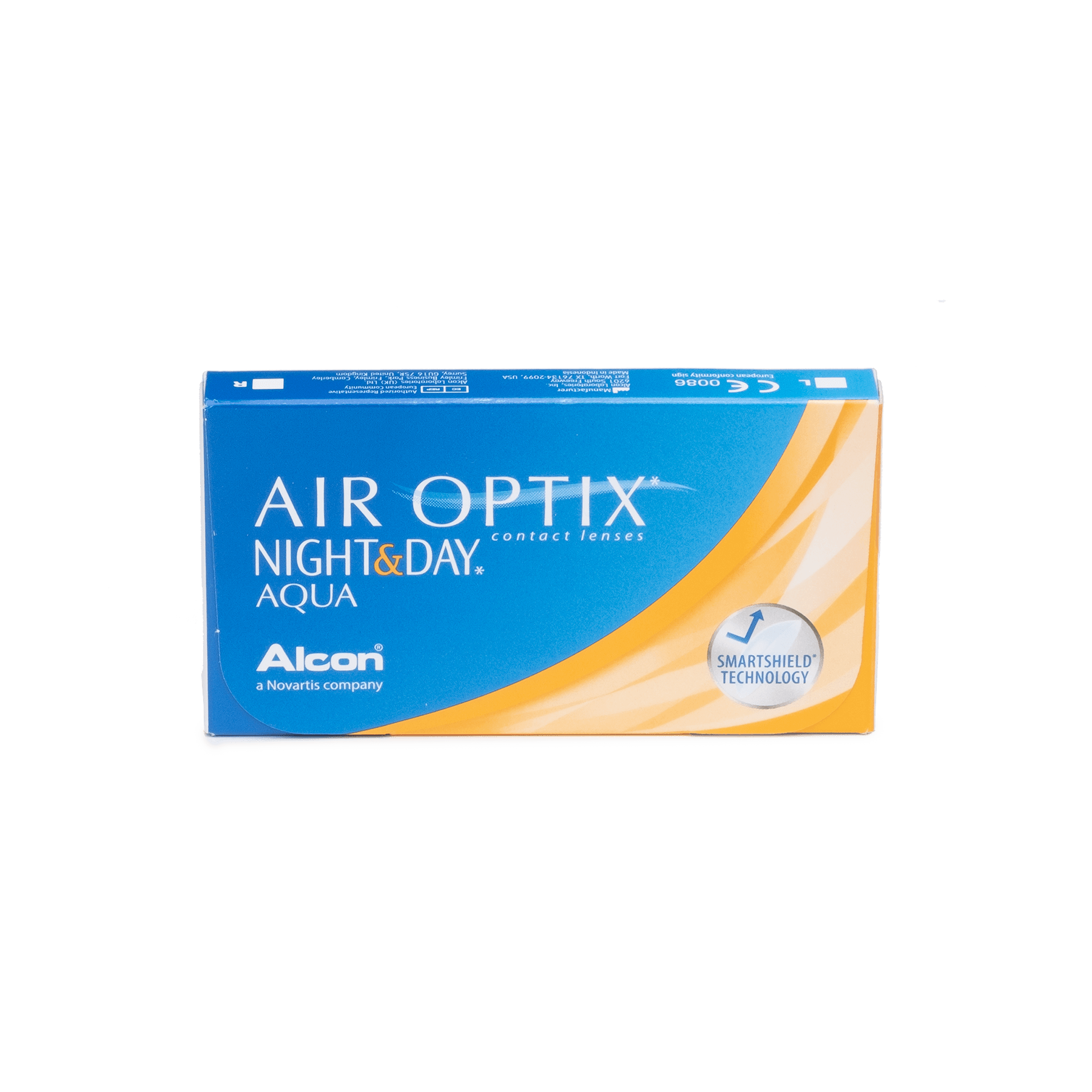 Air Optix Night & Day Aqua 6pk*
