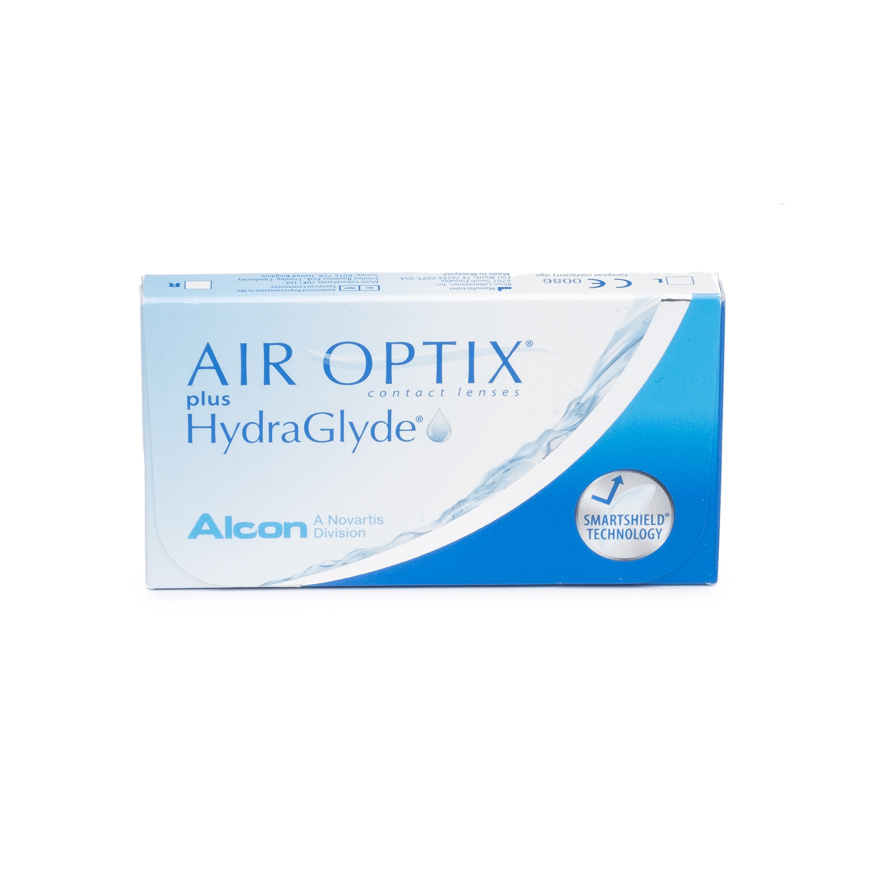Air Optix plus HydraGlyde 6pk*