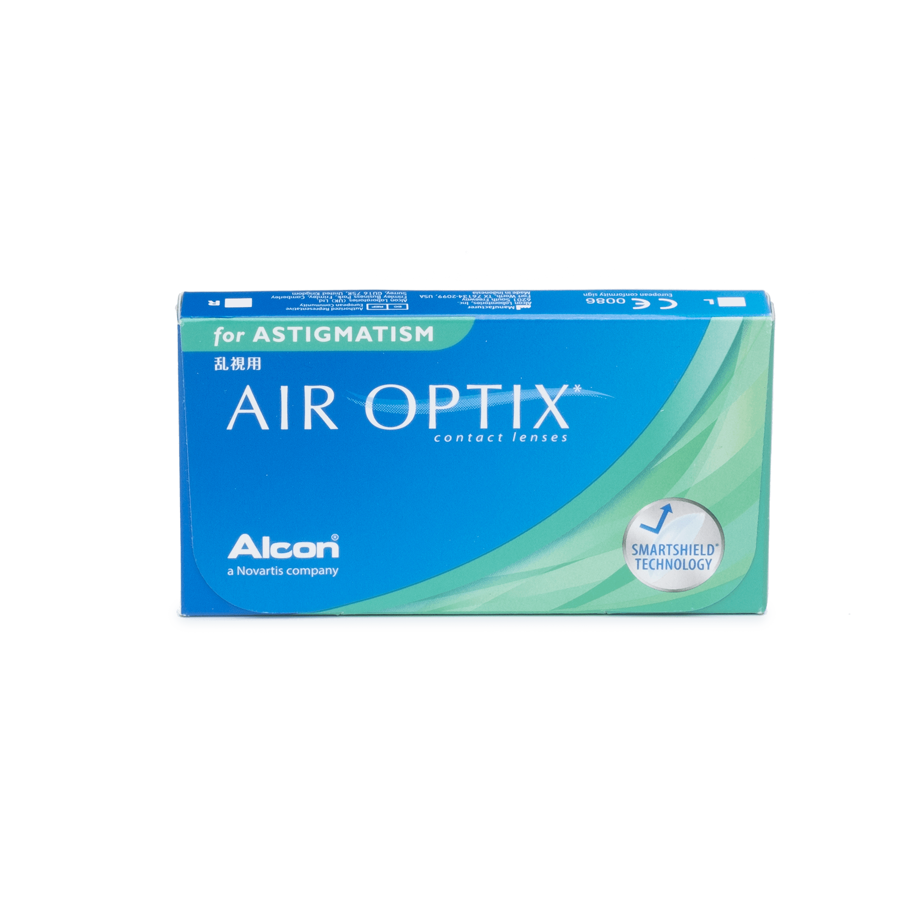 Air Optix for Astigmatism 6pk*