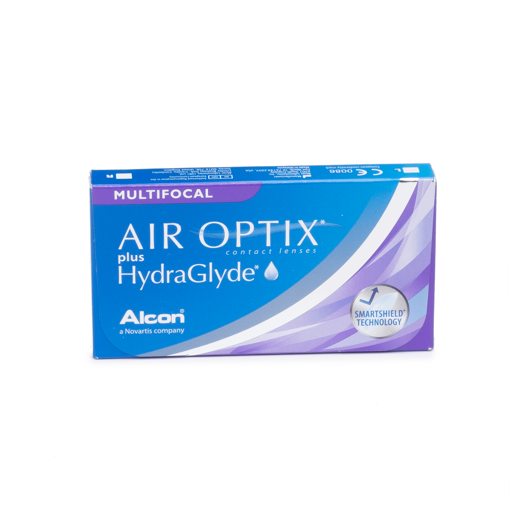 Air Optix plus HydraGlyde Multifocal 6pk*