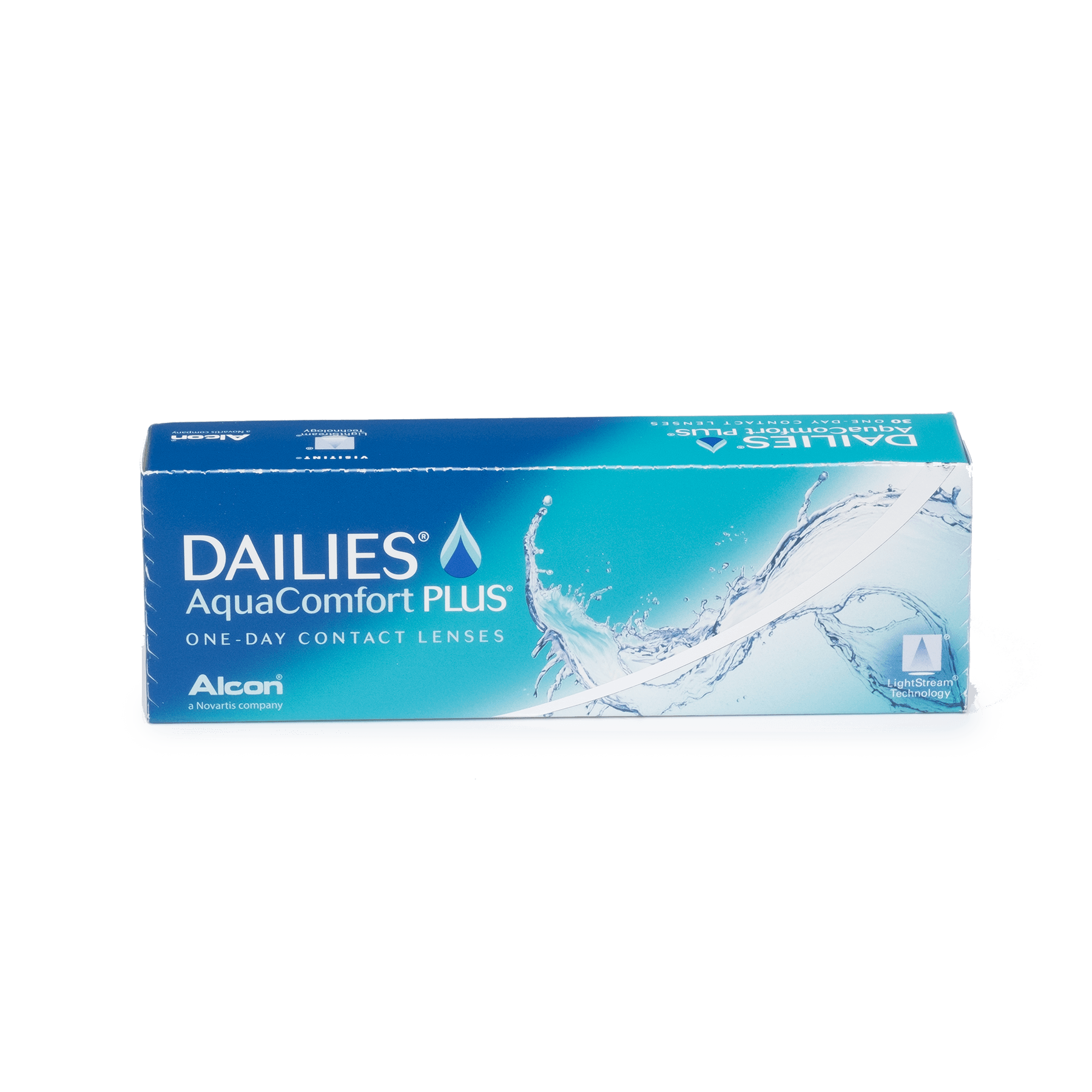DAILIES AquaComfort Plus 30pk*