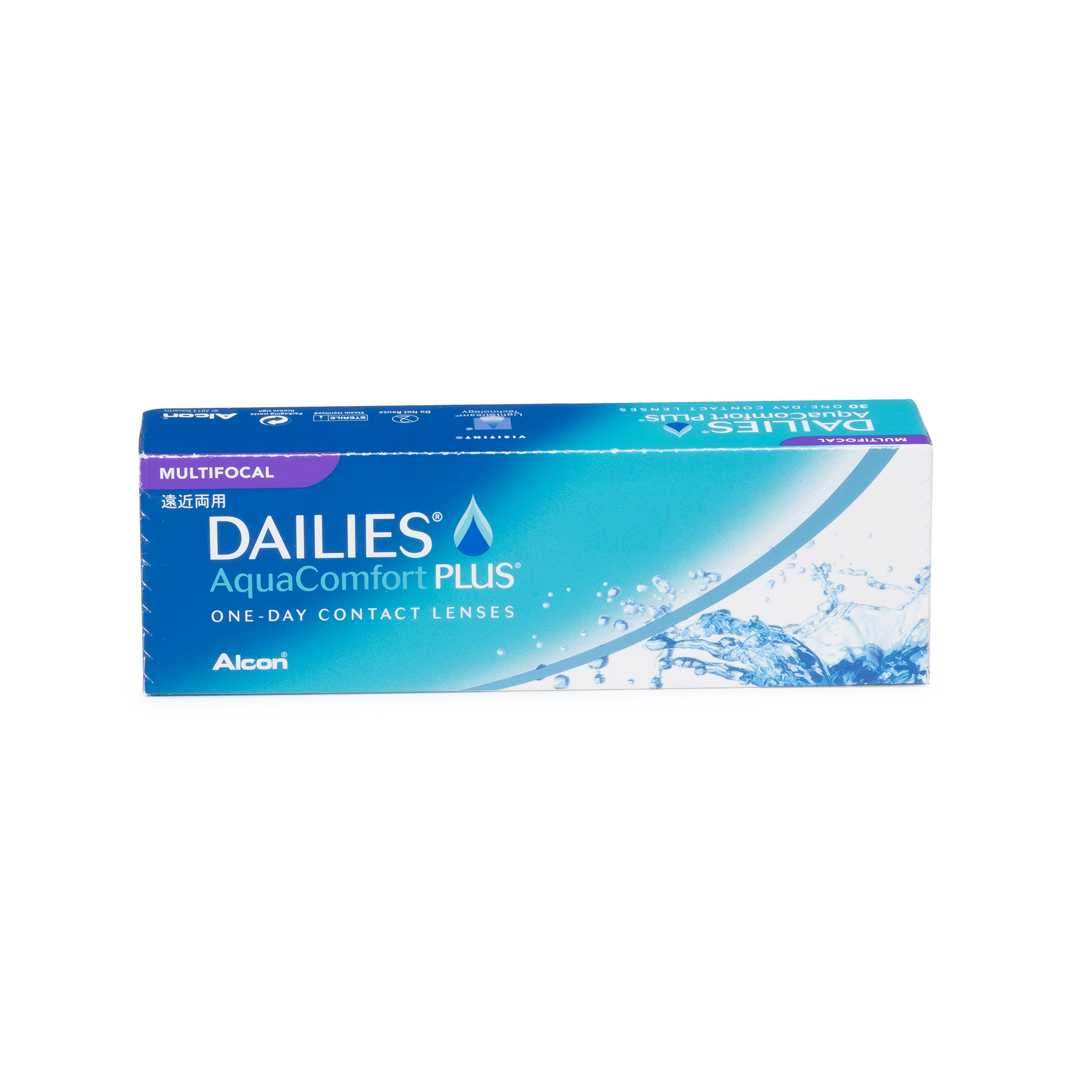 DAILIES AquaComfort Plus Multifocal 30pk*