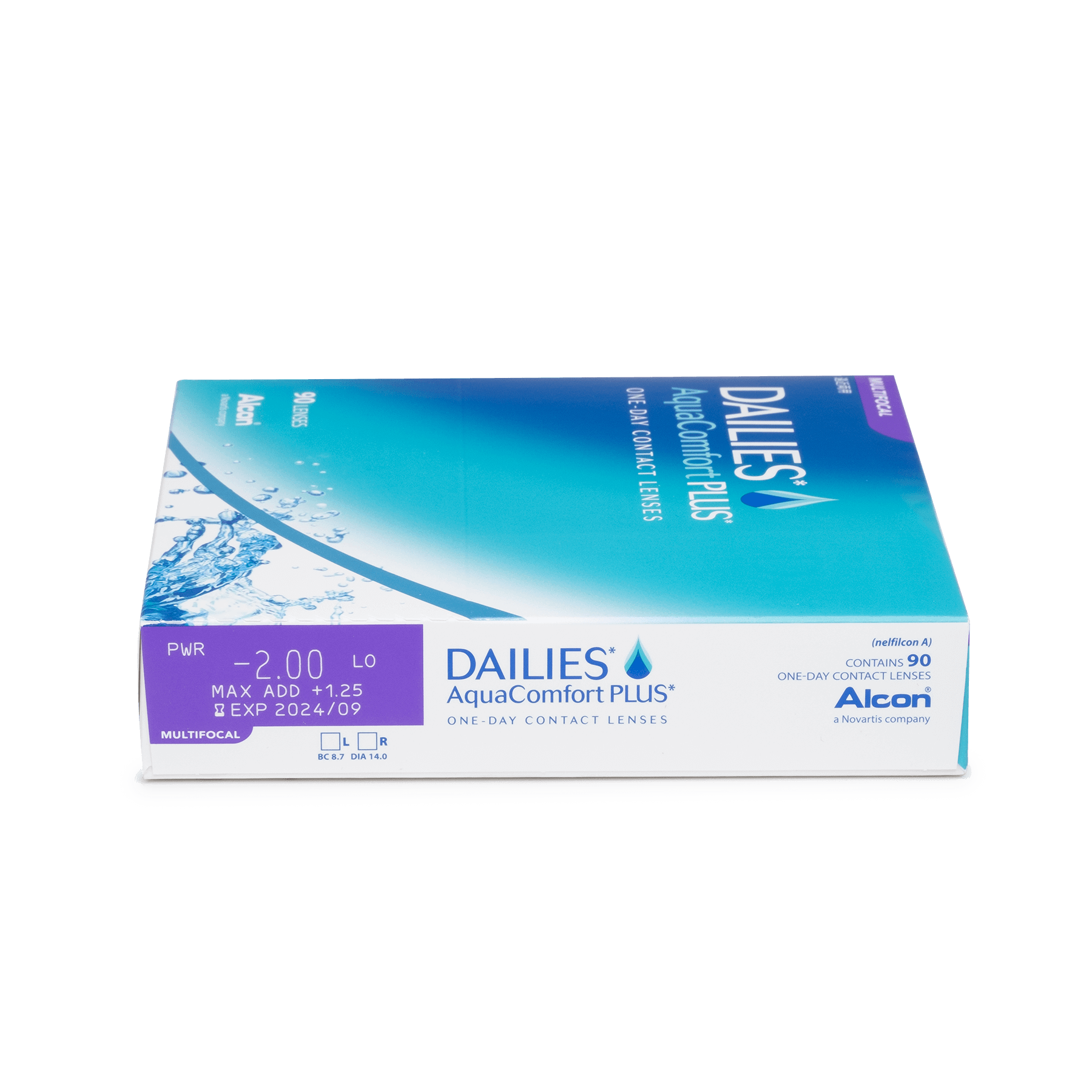DAILIES AquaComfort Plus Multifocal 90pk*