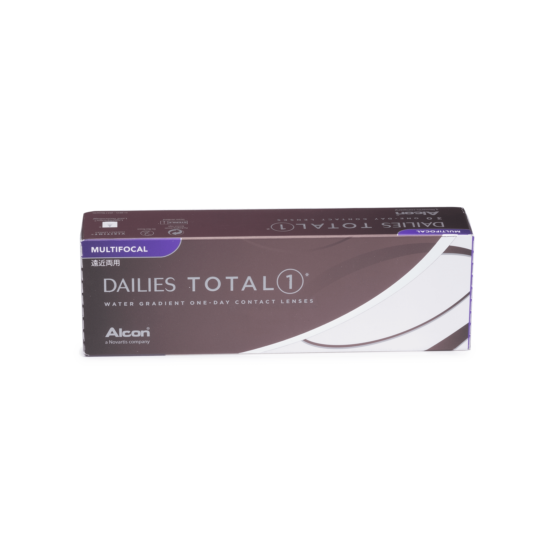 DAILIES TOTAL1 Multifocal 30pk*