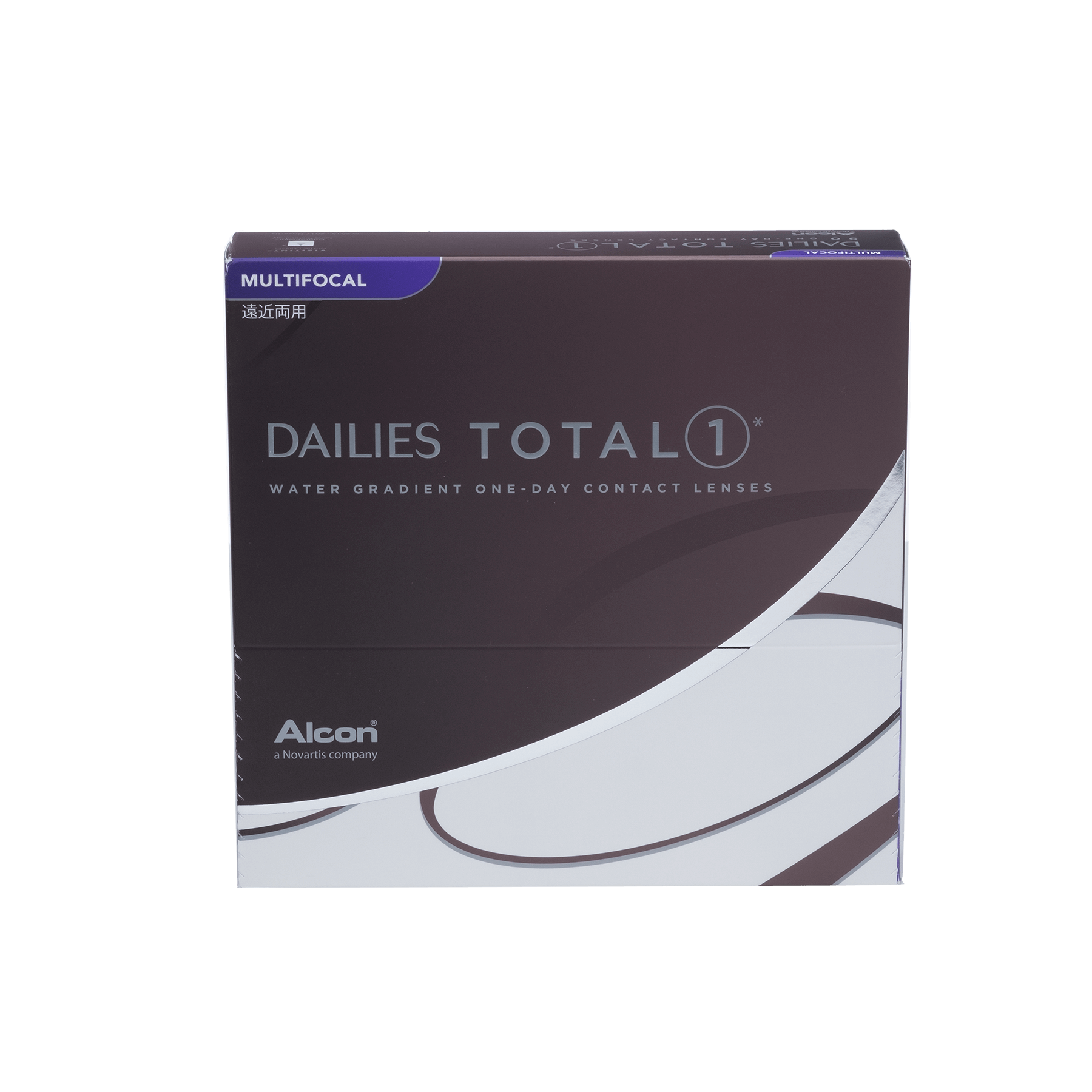 DAILIES TOTAL1 Multifocal 90pk*