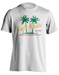 Eagle Beach Paradise T-shirt