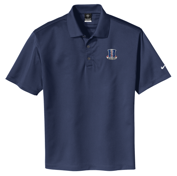 Regimental Crest DryFit polo