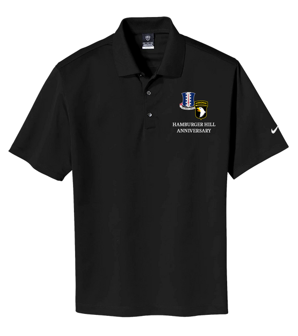 Hamburger Hill DryFit Polo