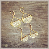 Boucles d'oreilles All about Glitter - PM