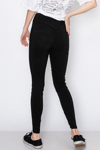 LOLA BLACK HIGH WAISTED LEGGING