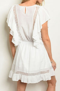 ARA OFF WHITE DRESS