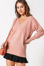 Load image into Gallery viewer, ANGEL DUSTY PINK SWEATER