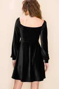 MARION BLACK DRESS