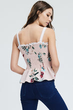Load image into Gallery viewer, SUZIE PINK FLORAL TOP