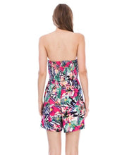 Load image into Gallery viewer, MONICA FLORAL ROMPER