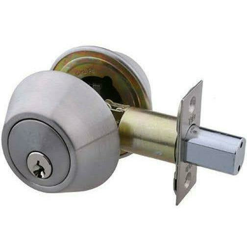 Yale High Security Deadbolt - Double Cylinder - Decor Handles