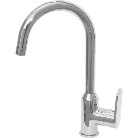 One Hole Sink Mixer - Decor Handles