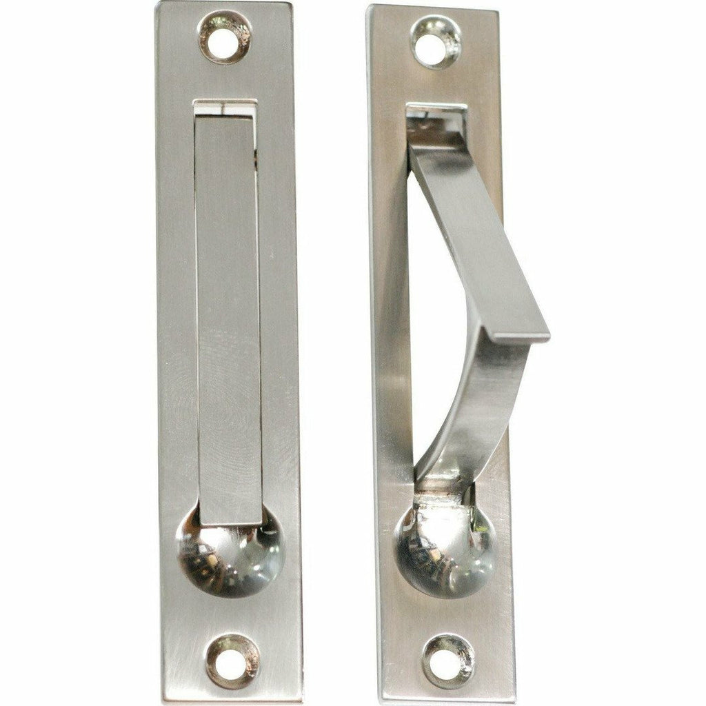 Chrome cavity pull - Decor Handles