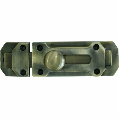 Barrel bolt - 100mm - Decor Handles