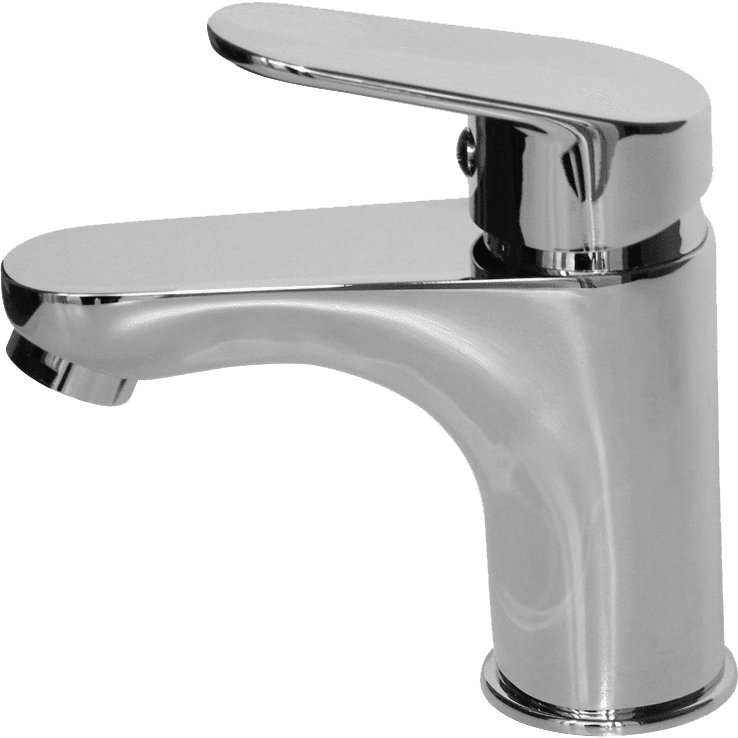 70mm Basin Mixer - Decor Handles
