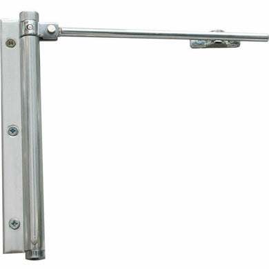 Spring arm door closer - light duty - Decor Handles