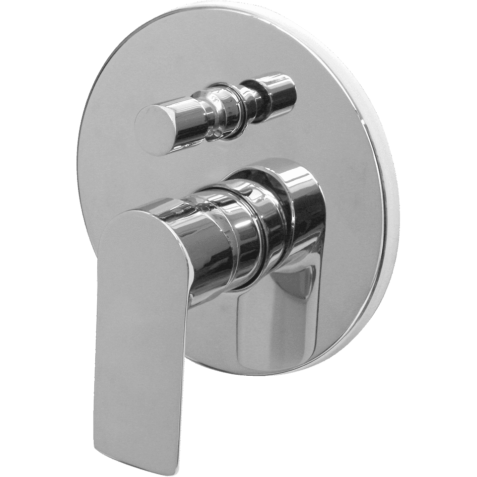 Concealed Diverter Mixer - Decor Handles